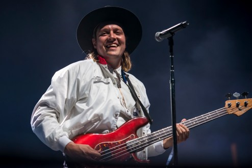 Arcade Fire | Fotógrafo: Javier Valenzuela.