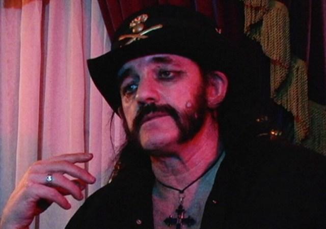 Lemmy in Sunset Society (2018)
