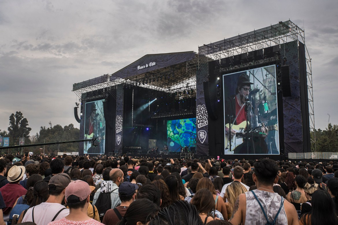 Portugal The Man en Lollapalooza Chile 2019 | Fotógrafo: Gabriel Cedrés