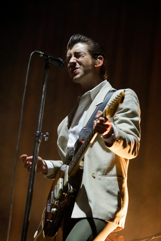Arctic Monkeys en Lollapalooza Chile 2019 | Fotógrafo: Carlos Müller