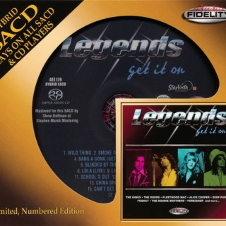 Legends get it on! (2014) (Audio Fidelity AFZ 179)