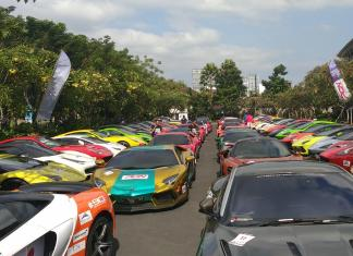 KOmunitas supercar Brotherhood club indonesia