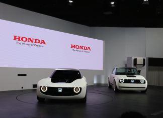 Honda Sports EV Tokyo Motor Show 2017