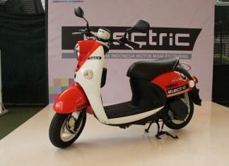Motor listrik Yamaha