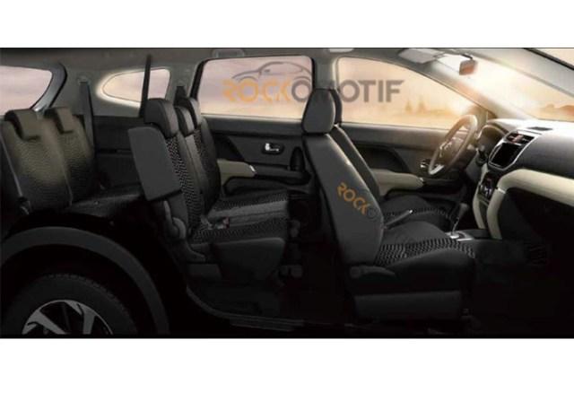 Ini Gambar Lengkap Interior All New Toyota Rush