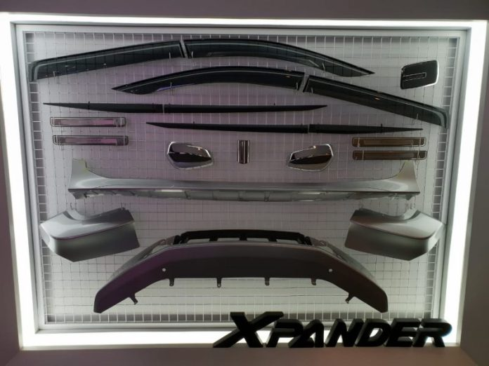 aksesoris Xpander