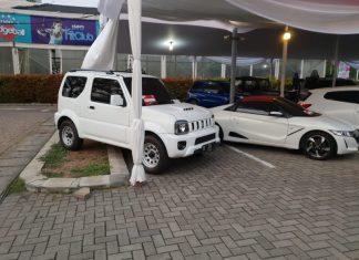 pameran mobil bekas