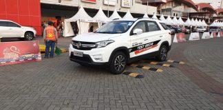 test drive glory 560