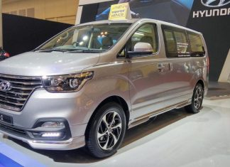 hyundai h-1 royale limited edition