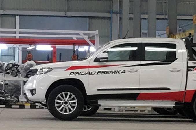 Esemka mobil nasional