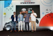 Toyota fun/code