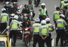 razia polisi