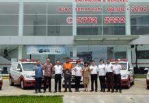 Wuling Motors rumah zakat