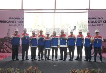 lubricants technology center pertamina