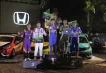 Perwakilan peslalom pemula dari Jawa Barat, Abghi Rezandi, berhasil keluar sebagai Juara Umum dalam gelaran Kejurnas U23 Slalom