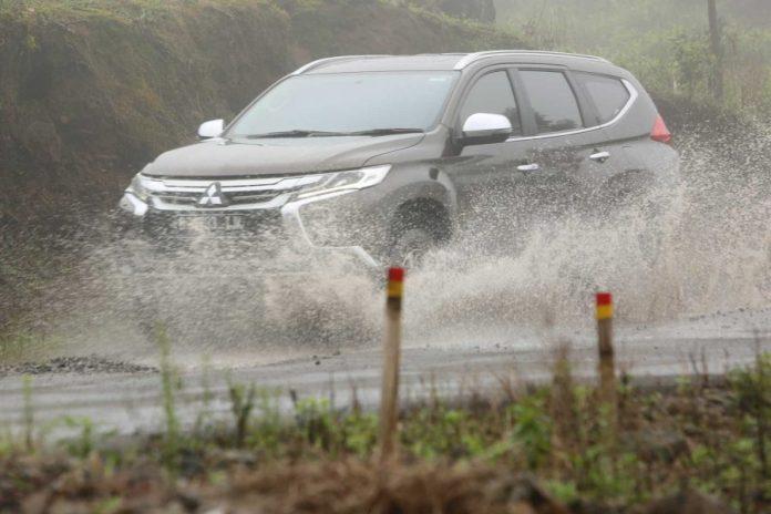 mitsubishi diskon musim hujan