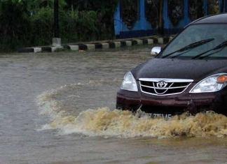 banjir dan water hammer