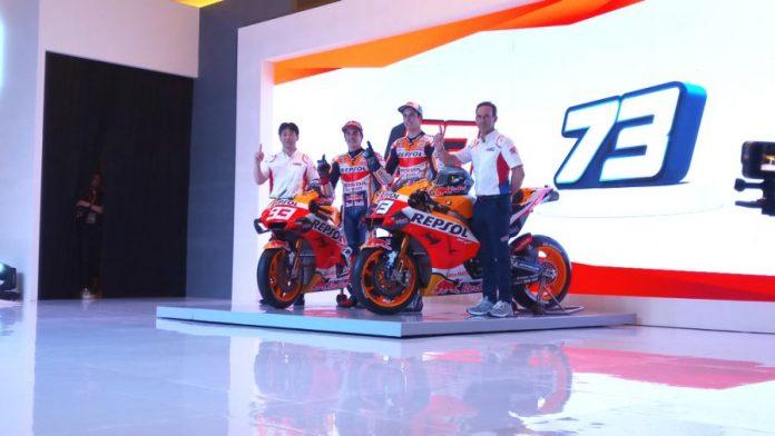 Repsol honda team motogp