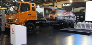 Fuso Fighter Chassis panjang