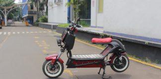 motor listrik ubl CEV01