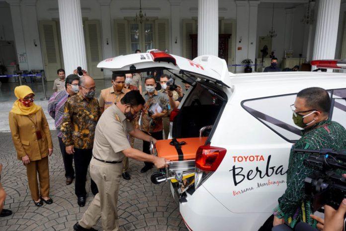 bantuan toyota indonesia covid-19