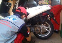 tips merawat vbelt motor