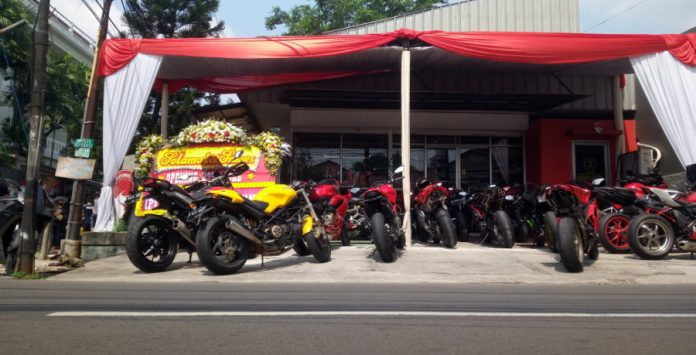 ducati store owner dso store