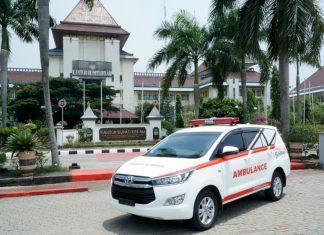 toyota innova ambulance covid-19