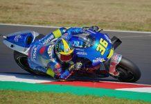 Joan Mir Suzuki Ecstar MotoGP