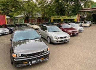 Jakarta all new corolla janc