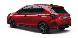 honda city hatchback turbo