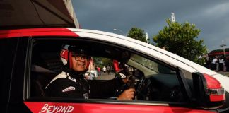 Anjasara wahyu toyota team indonesia