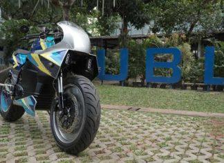 Motor listrik universitas budi luhur bl sev01