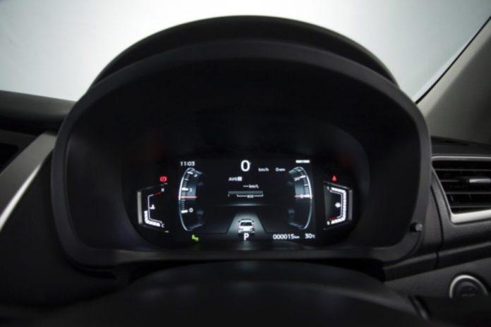 MID New Mitsubishi Pajero Sport