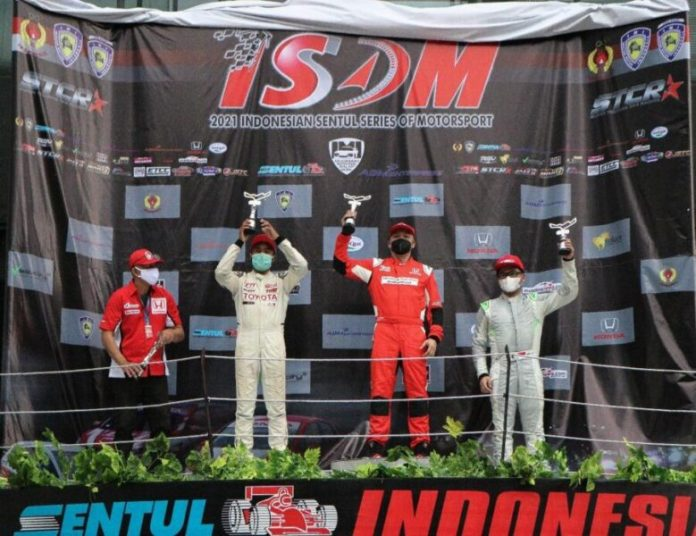 Honda racing indonesia issom