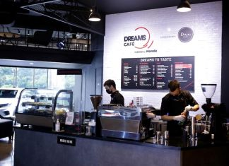 Honda dreams cafe