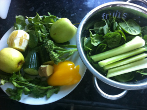 green-detox ingredients