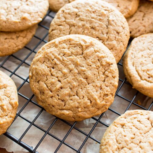 Almond cookies