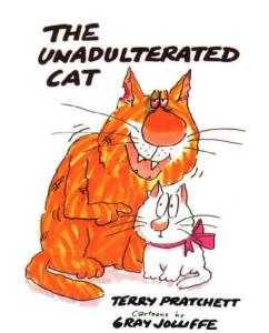 carti pisici Terry Pratchett