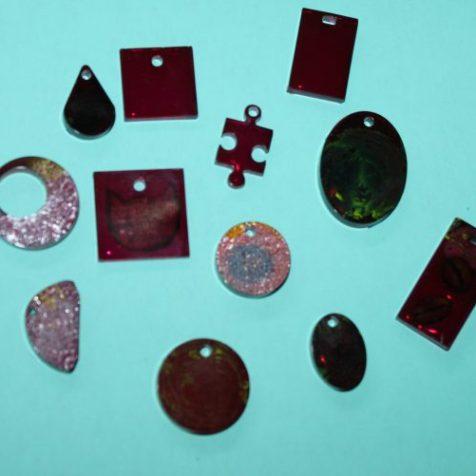 bijuterii din rășină epoxidică