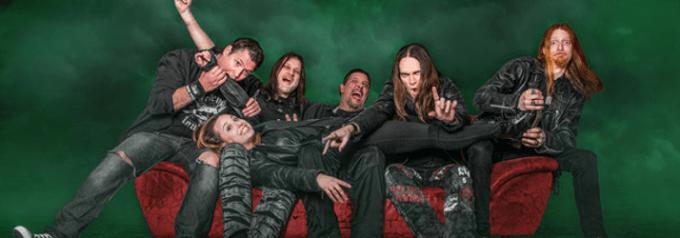 emerald band heavy metal