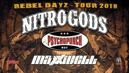 Rebel Dayz Tour 2019
