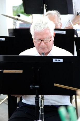 Bob on Oboe