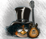 "SLASH'S NEW  ""SLASHBIRD"" REVEALED AS PART OF ANGRY BIRDS SPACE"