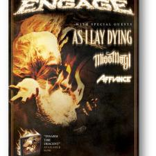 AFFIANCE US TOUR with KILLSWITCH ENGAGE & AS I LAY DYING