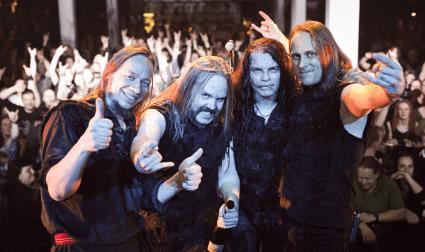 metsatoll - band - thumbs up