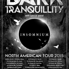 NEWS: INSOMNIUM KICKS OFF 2015 WITH NORTH AMERICAN TOUR