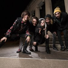 "City of the Weak Play ""The Blame Game"" in New Music Video"