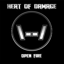 "Heat Of Damage Release ""Judgement Day"" Music Video From New Album ""Open Fire"""