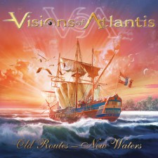 ALBUM REVIEW: Visions of Atlantis – Old Routes-New Waters